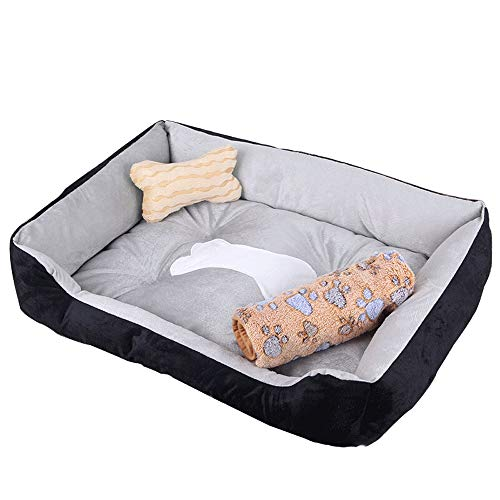 ustier Matte, Haustier Nest, Haustier waschbar Hundematte, Haustier Matratze (Size : XL) ()