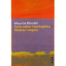 Carta sobre l'apologètica. Història i dogma (CLÀSSICS CRIST)