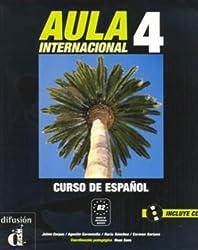 Aula Internacional 4 Libro del alumno + CD (Ele - Texto Español)