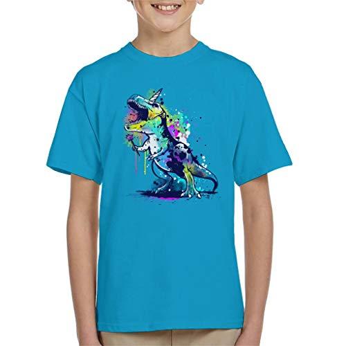Unicornosaurus Rex Kid's T-Shirt