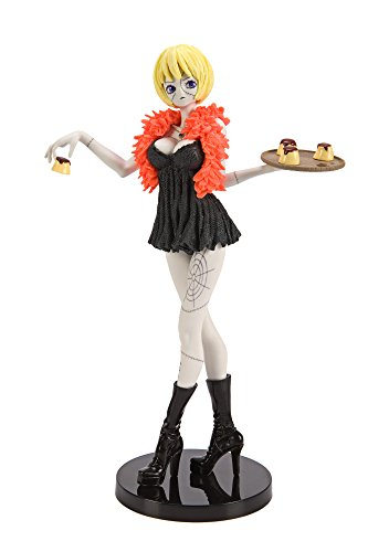 One Piece Scultures Big Vol. 4 Victoria Cindry Figura 1
