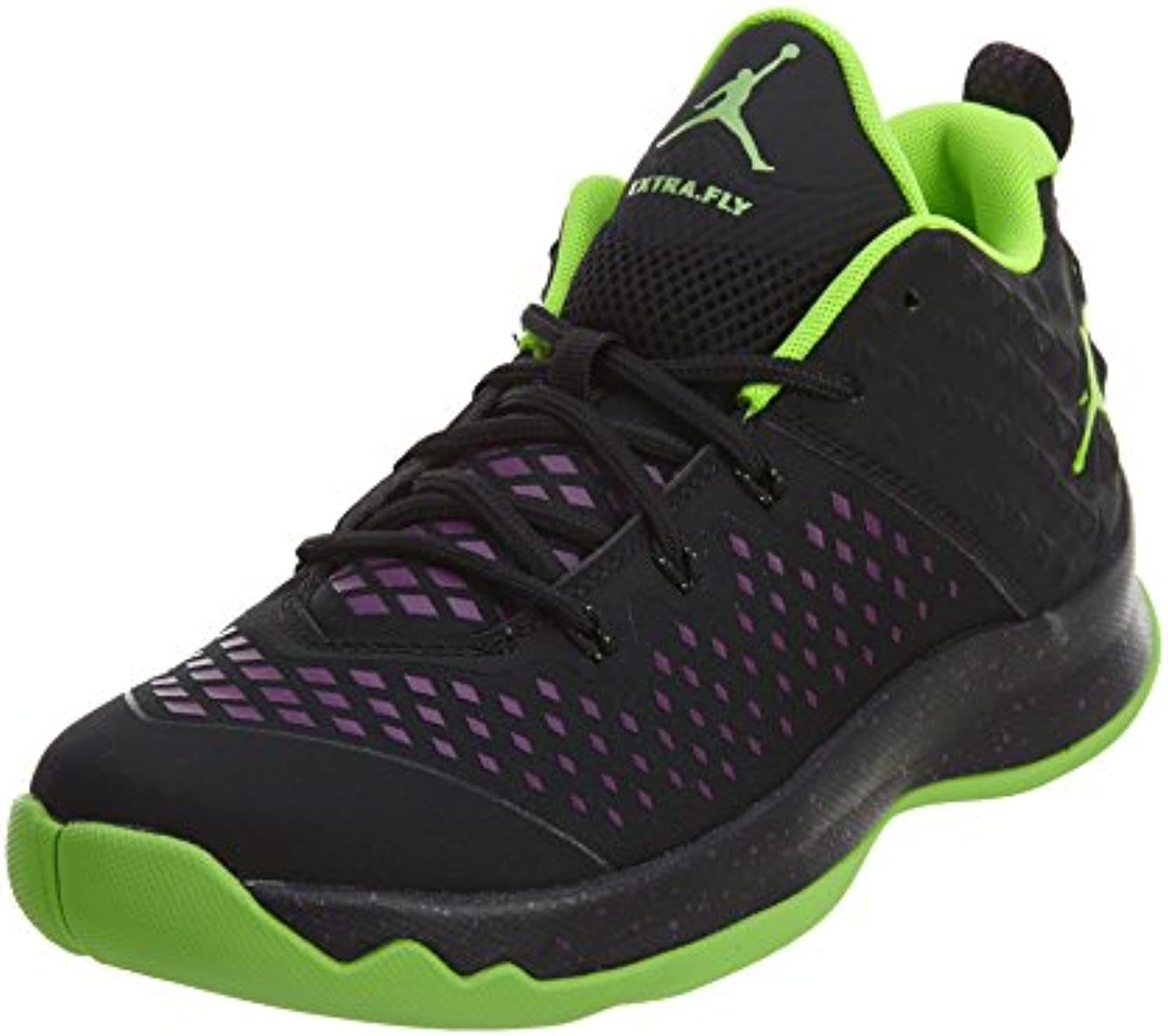 Jordan Extra Fly BG Boys Basketball Shoes