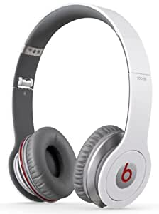 Beats by dr. dre SOLO HD Headband Headset (White)