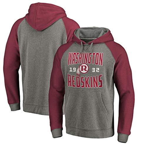 skins Fußball Trainingsanzug lässig Laufen Training Kleidung Pullover mit Langen Ärmeln (Size : S) ()