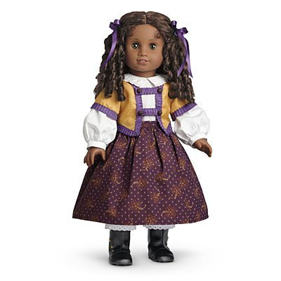 American Girl Cecile's Parlor Outfit Set for Doll (American Girl Doll Cecile)