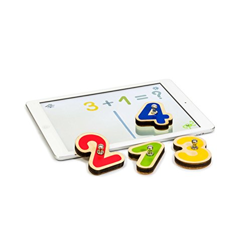 Marbotic Smart Numbers Interactive Math Learning Toy for Tablets