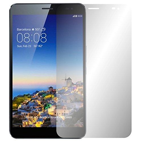 "Preisvergleich Produktbild 2 x Slabo Displayschutzfolie Huawei MediaPad X1 7.0 Displayschutz Schutzfolie Folie ""Crystal Clear"" unsichtbar MADE IN GERMANY"