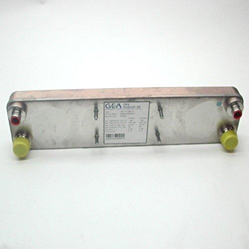 Plattenwärmetauscher Wärmetauscher PH - 10 - GEA - 33000223507