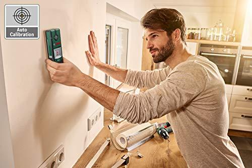 Bosch DIY Ortungsgerät Truvo, 3 x AAA Batterien, Verpackungsbox (Max. Ortungstiefe eisenhaltige Metalle/ nicht eisenhaltige Metalle/ spannungsführende Leitungen: 70 mm/ 60 mm/ 50 mm) - 4