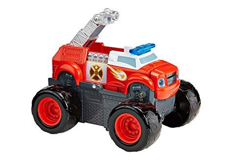 Blaze dry93 - veicolo fisher price auto dei pompieri trasformabile