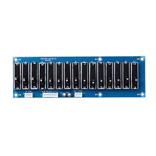 P3 Dual-karte (JENOR EQ-Equalizer-Karte Stereo-Dual-Channel-Klangplatten Für Vorverstärker Für Verstärker)
