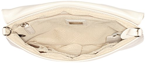 Picard Really Sac bandouliére I cuir 28 cm creme