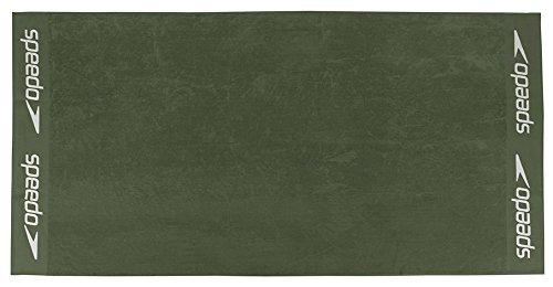 Speedo Leisure, toalla para hombre, Hombre, Leisure, verde militar