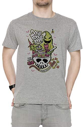 oops Herren T-Shirt Rundhals Grau Kurzarm Größe XXL Men's Grey T-Shirt XX-Large Size XXL ()
