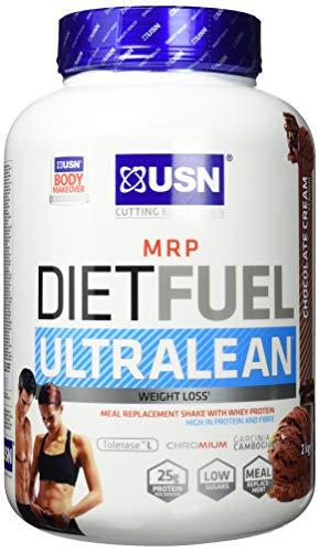 Usn Diet Fuel Ultralean Chocolate Cream, 2 kg