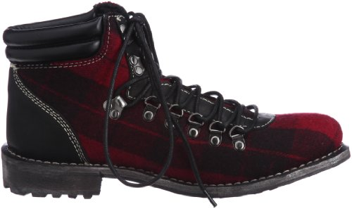 Stiefeletten - 4365-tweedu Red-Black