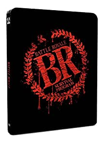 Steelbook Blu ray Battle Royale Edition Collector Boitier Métal Limitée a 4000 exemplaires dans le monde (IMPORT)