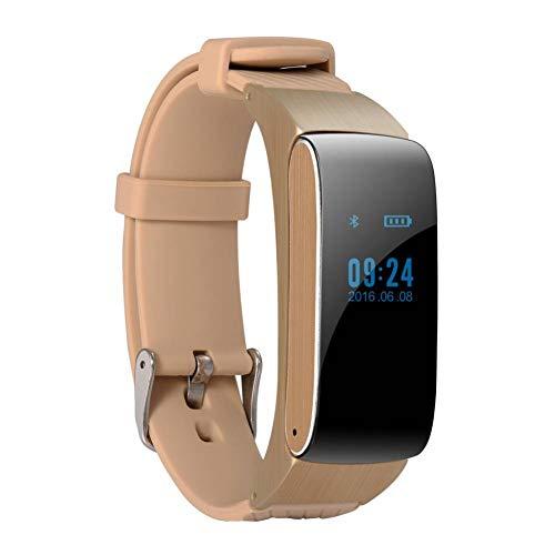 Znsh @ Smart Wristband Smart Call Armband Schritt für Schritt Nachricht drücken -