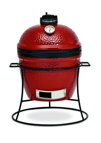 Kamado Joe Junior Grill - Red