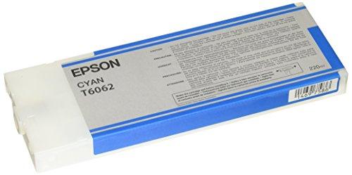 Epson T6062 Cartouche d'encre d'origine 1 x cyan
