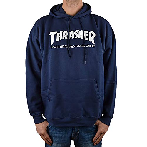 Thrasher Hometown navy Hooded size L