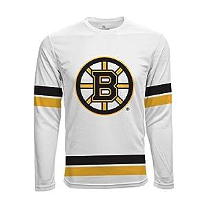 Levelwear Boston Bruins Scrimmage LS NHL Fantrikot