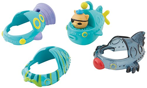 Fisher-Price Octonauts Mission Ready Gup Speeders Gup-A by...