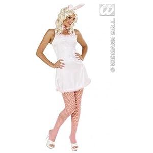 WIDMANN Disfraz de Conejita Sexy adulto Carnaval