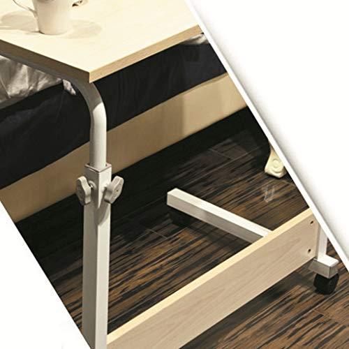 ... Jinxin Tables Notebooktisch Faltbarer Arbeitstisch Mit Abnehmbarer  Hubbett Arbeitstisch Laptoptisch ...