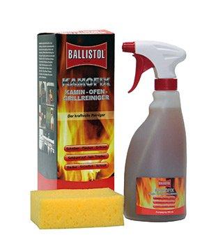 Ballistol Kamofix Kamin-, Ofen und Grillreiniger | Kamofix Kamin-, Ofen und Grillreiniger | Kamin-, Ofen und Grillreiniger Kamofix 600 ml