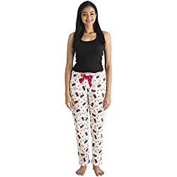 Nite Flite Women's Cupcake cotton pajamas