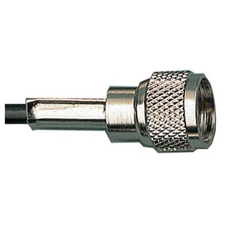 Mini UHF Male Crimp Connector (RG174) -
