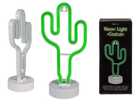 Nodshop Eclairage néon Cactus