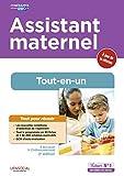 Assistant maternel - Tout-en-un - Préparation complète pour réussir sa formation...