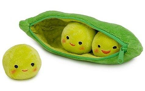 Disney Toy story 3 3 peas in a pod plush - 2