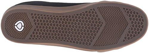 C1RCA - Lopez 50r, Scarpe da ginnastica Unisex - Adulto Black/gum