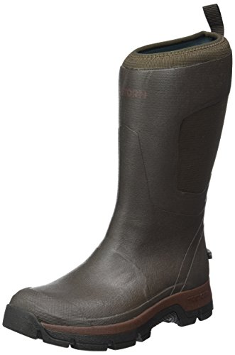 Tretorn Tornevik Low, Stivali da Caccia Unisex-Adulto Marrone (Braun (Brown 021))