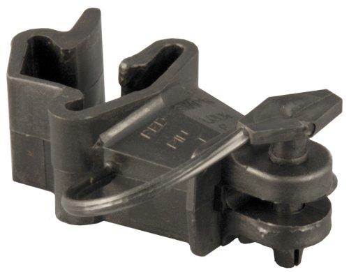 Rot Snap 'R itplb-rs schwarz T Post Pin Lock Isolator, 25Count