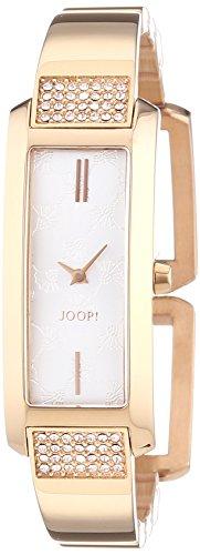 Joop Damen-Armbanduhr Analog Quarz Edelstahl beschichtet JP101462004