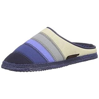 Giesswein Azusa, Damen Pantoffeln, Blau (jeans-527), 40 EU