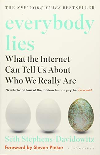 Everybody Lies por Seth Stephens-davidowitz