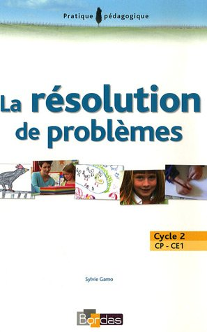 RESOLUTION DE PROBLEMES CYCL 2