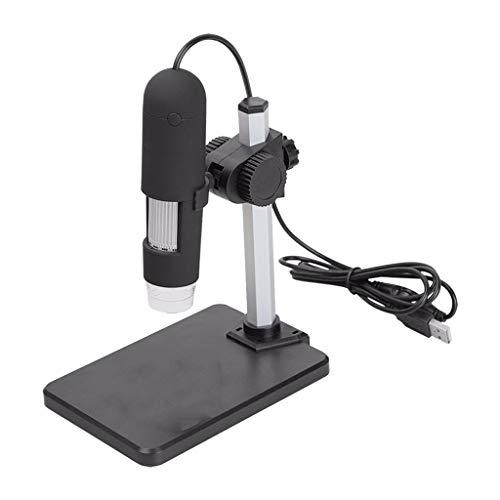 Shiwaki Microscopio Electrónico Digital Lupa 1000X
