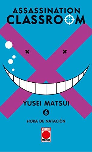 Assassination Classroom 6. Hora De Natación por YUSEI MATSUI