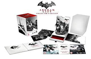 Batman Arkham City - collector's edition [import anglais] (B005EL3BJC) | Amazon price tracker / tracking, Amazon price history charts, Amazon price watches, Amazon price drop alerts
