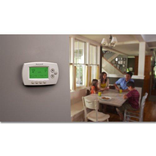 Honeywell RET97E5D1005/U Wi-Fi Programmable Thermostat-0