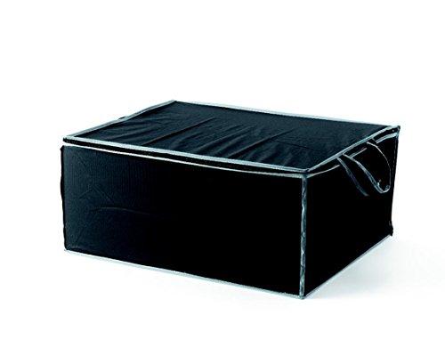 Compactor Home RAN6273 Housse pour Couette Peva Noir