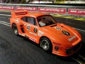 Carrera Evolution 25777 Porsche 935 Jägermeister Design