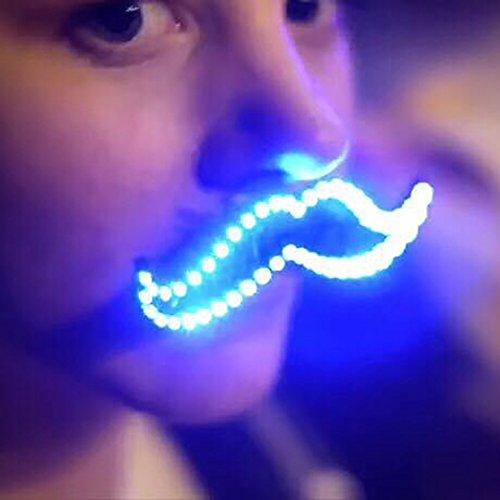 MAJGLGE - Jarra Decorativa Fiestas Luces LED Brillantes
