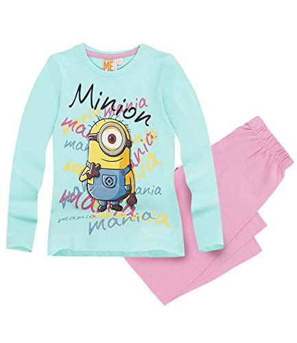 Minions-Despicable-Me-Chicas-Pijama-2016-Collection-fucsia
